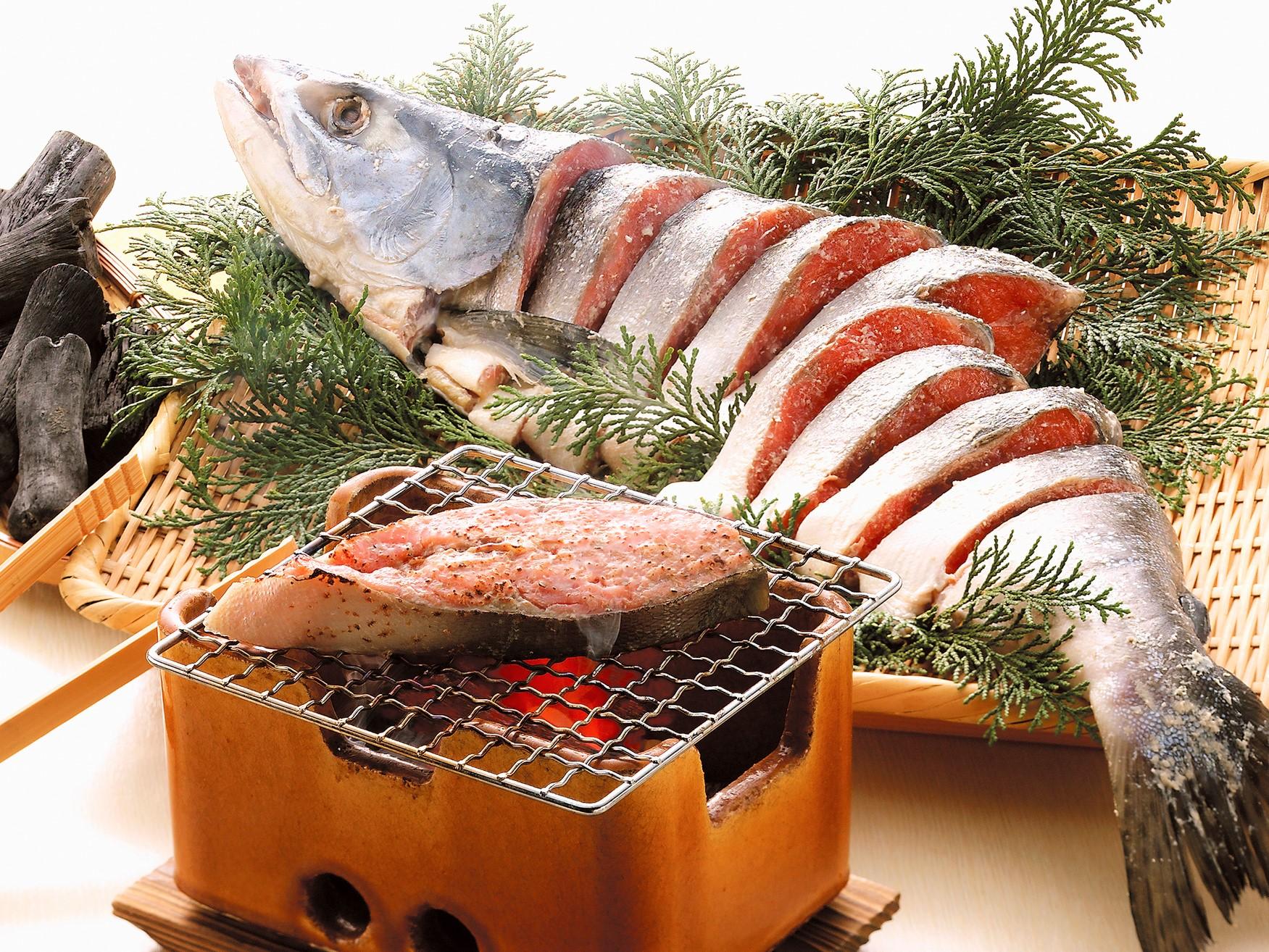 築地の鮭を買うなら!鮭人気ランキング