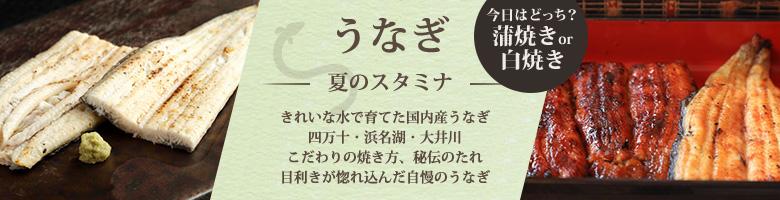 うなぎ・鰻蒲焼