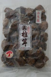 [干し椎茸]どんこ(冬菇) 130g 肉厚 国産椎茸