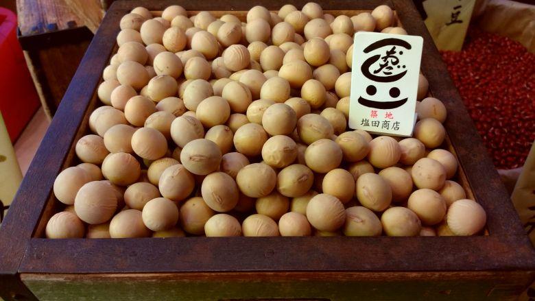 新豆 北斗大玉大豆 北海道産 1L(約730g)『塩田商店特選大玉大豆』 - 画像2