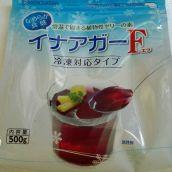 イナアガーF ゼリーの素 冷凍対応タイプ 500g