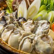 牡蠣鍋の具材 生牡蠣 特大 生がき 2パック (加熱調理用)