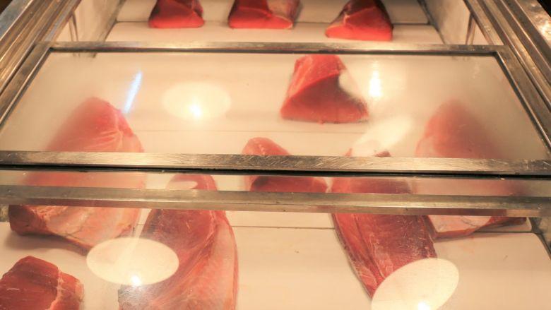 生メバチマグロ ブロック 上 約1kg マグロ専門店の生鮪 - 画像4
