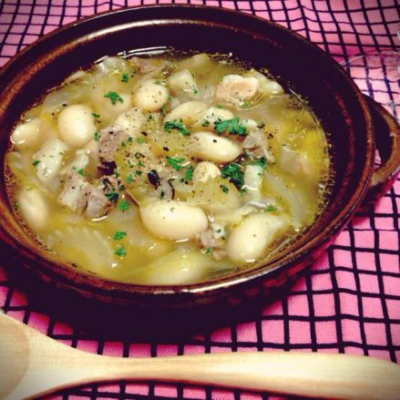 【新豆】令和1年産 北海道産 大福豆500g(白いんげん豆) - 画像2