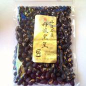 丹波黒豆煎り豆 無添加 兵庫県産 200g『塩田商店特選煎黒豆』