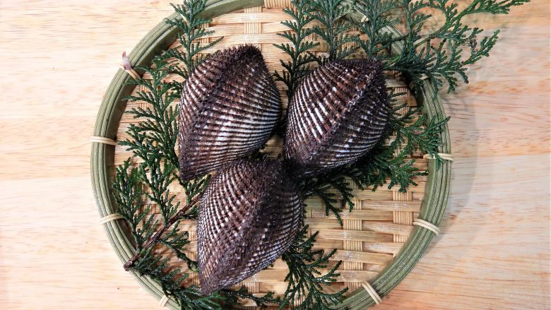 赤貝(あかがい) 産地(中国) 1個