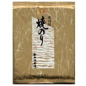 【海苔】焼のり 特選 全形10枚入 (商品番号 N-2)