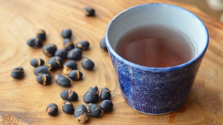 焙煎黒豆 (黒豆茶) 北海道産光黒豆100%使用 250g - 画像1