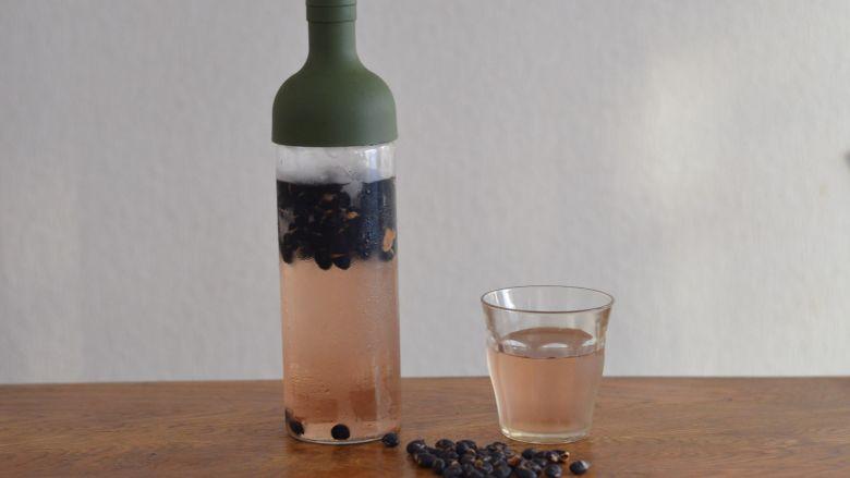 焙煎黒豆 (黒豆茶) 北海道産光黒豆100%使用 250g - 画像2