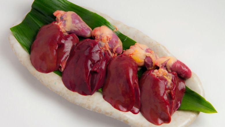 【鶏肉の部位】新鮮 鶏レバー(ハツ付き) 500g ※フレッシュ対応 国産銘柄鶏