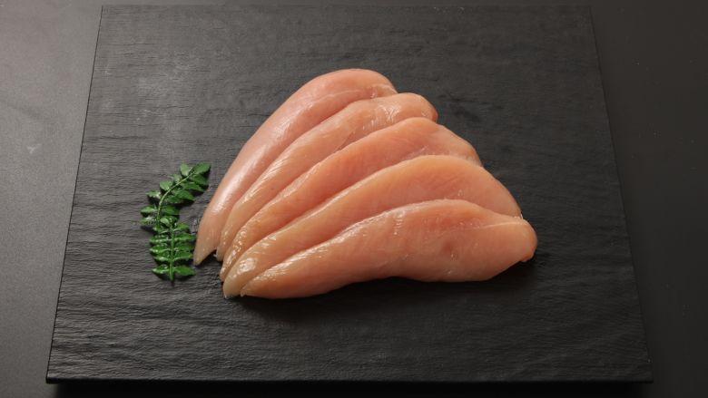 【鶏肉の部位】鶏ささみ 5本 ※フレッシュ対応 国産銘柄鶏