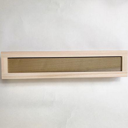 木製 幕の内押し型 9穴 - 画像4