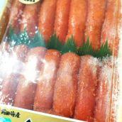 【極上】前田海産 金印 辛子明太子 1kg
