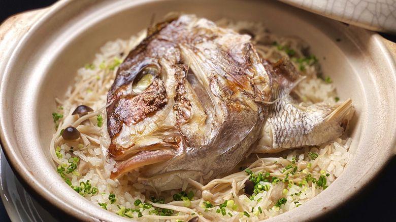 真鯛炊き込みご飯◆ミールキット◆築地にっぽん漁港食堂 - 画像1