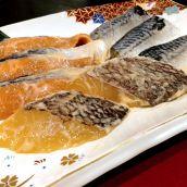 西京漬詰め合わせ (3種8切れセット) ◆築地にっぽん漁港食堂