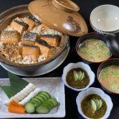 鮭の漬焼 越後一汁三菜◆新潟中央水産コラボミールキット◆築地にっぽん漁港市場