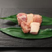【鍋用具材】鍋用 唐揚げ用 鶏もも肉ぶつ切り 300g 銘柄鶏