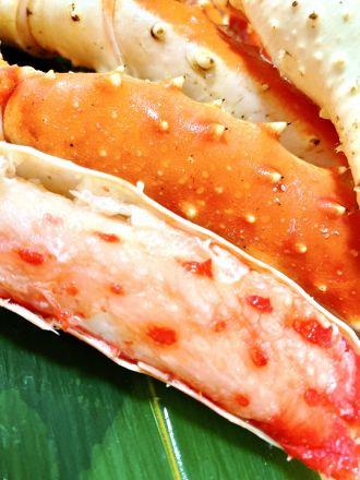 【お買得】美味 タラバガニ 4L - 画像2