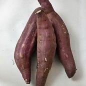 さつまいも【紅はるか】1kg ※焼き芋(やきいも)に適しているべにはるか品種です。