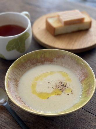 スープとバターの朝ごはんセット (2人分) - 画像2