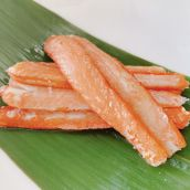 【大特価】【2個セット】ずわいガニ棒肉 40本